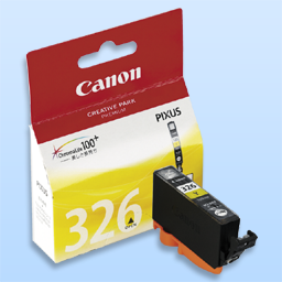 CANON BCI-326Y イエロー 純正
